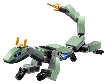 LEGO The Ninjago Movie 30428 Green Ninja Mech Dragon 60pcs ...