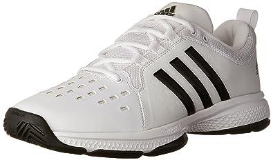 adidas, Damen Sneaker , Weiß blancorange métallique clair