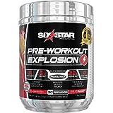 Pre Workout | Six Star PreWorkout Explosion | Pre Workout Powder for Men & Women | PreWorkout Energy Powder Drink Mix | Sport