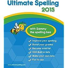 Ultimate Spelling - Spelling Software For Kids [Download]