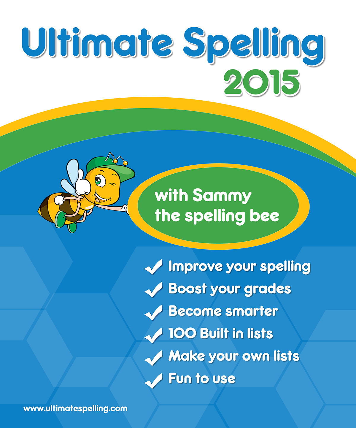 Ultimate Spelling - Spelling Software For Kids [Download]