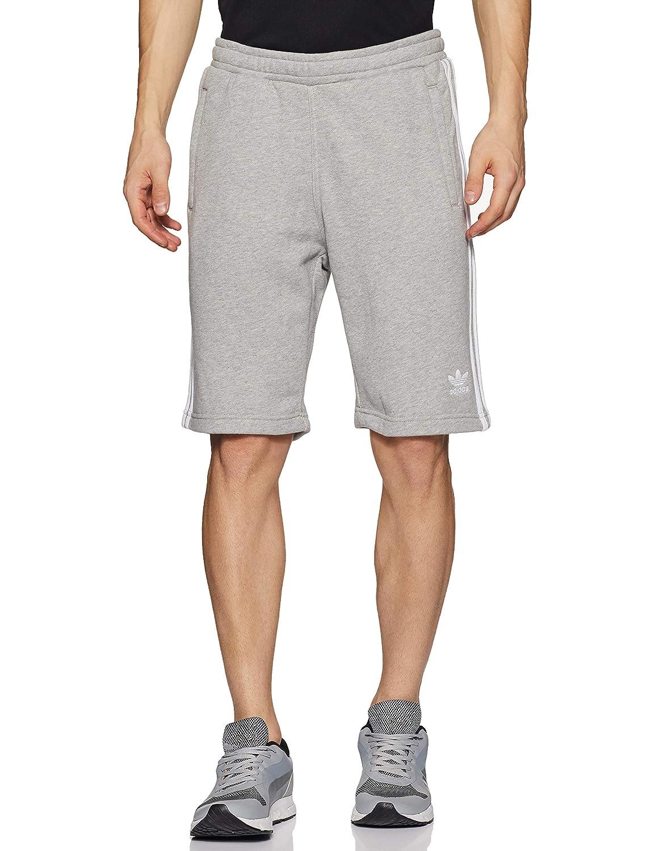 adidas 3-Stripe Short Shorts, Hombre