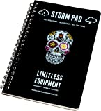 Limitless Equipment: Tactical StormPad - 90 page waterproof, weatherproof note pad for survival, hiking, climbing, camping and military use.