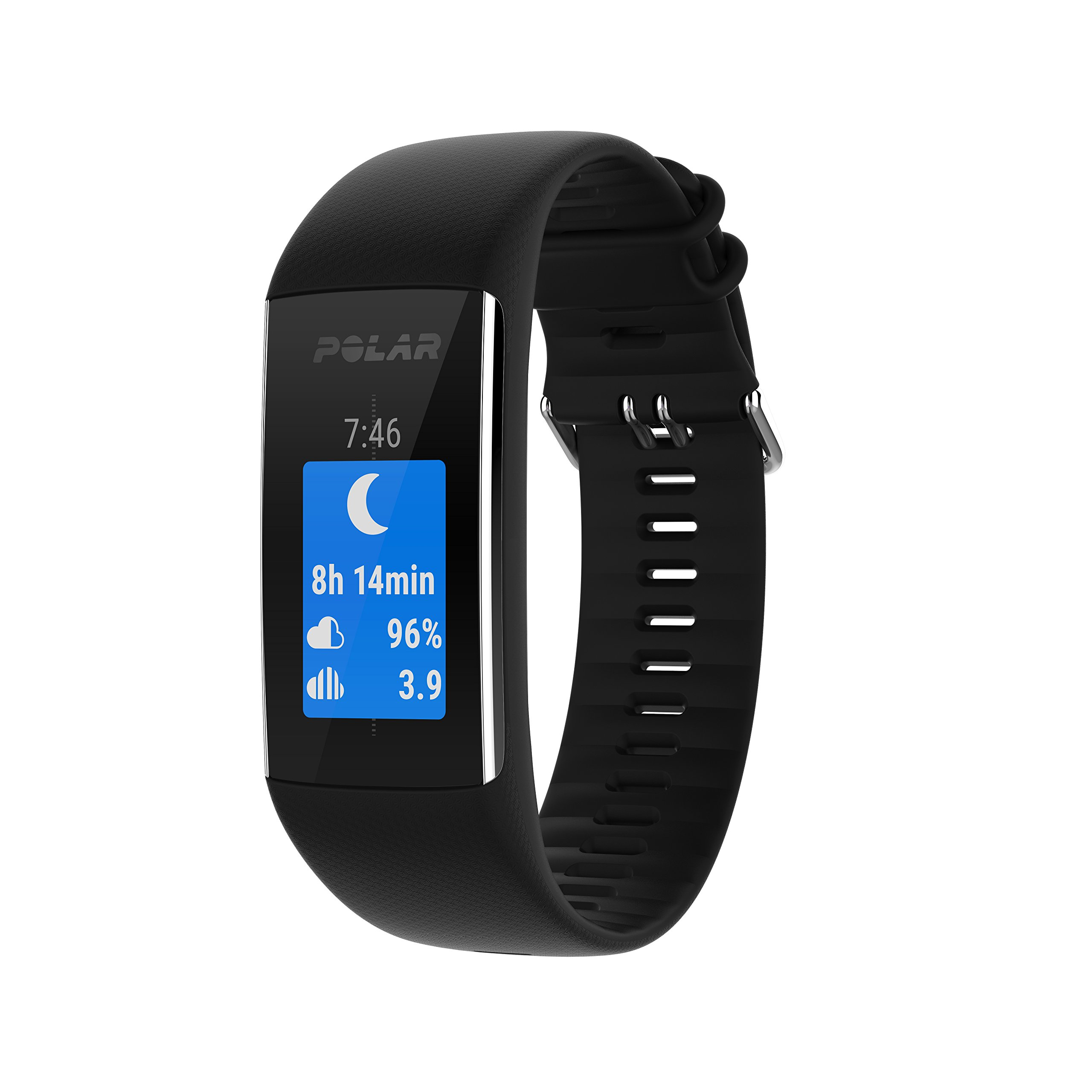 Polar A370 Fitness Tracker with 24/7 Wrist Based HR, Black, Medium/Large by Polar (Image #3)