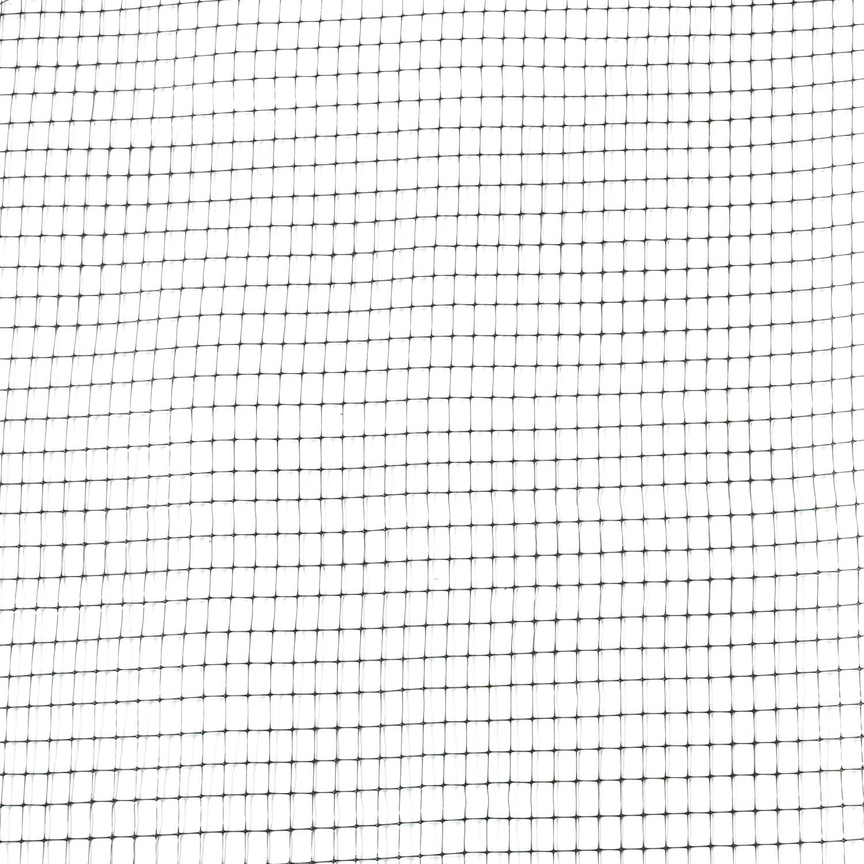 Tenax 2A040006 Deer Net, Black, 7-Feet by 100-Feet