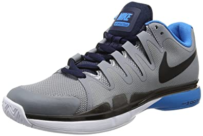 pretty nice 74657 6f481 Nike Zoom Vapor 9.5 Tour, Chaussures Multisport Outdoor Homme, Gris (004  Grey)