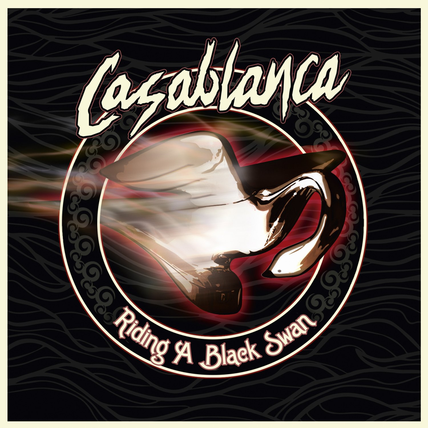 CD : Casablanca - Riding A Black Swan (Holland - Import)