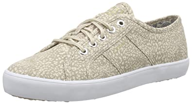 Italia Lace up, Womens Low-Top Sneakers Esprit