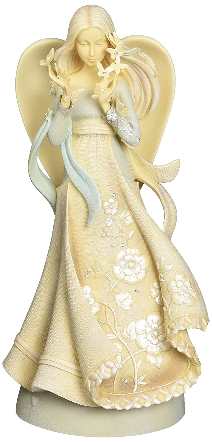 Where there is Faith, there is Hope Figurine Angel gift keepsake collectible