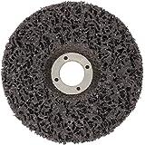 Agera Tools 130125-000 - Disco de limpieza para amoladora angular (125 mm de diámetro x 22 mm, áspero)