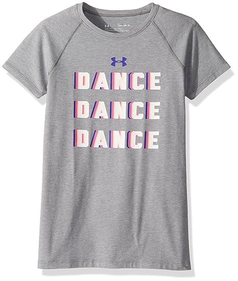 e0bd3485614f Amazon.com  Under Armour Girls  Dance Dance T-Shirt  Sports   Outdoors