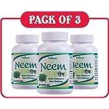 Vitagreen Neem 500 Mg - Pack Of 3 (180 Capsules)