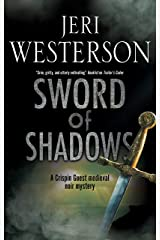Sword of Shadows (A Crispin Guest Mystery Book 13) Kindle Edition