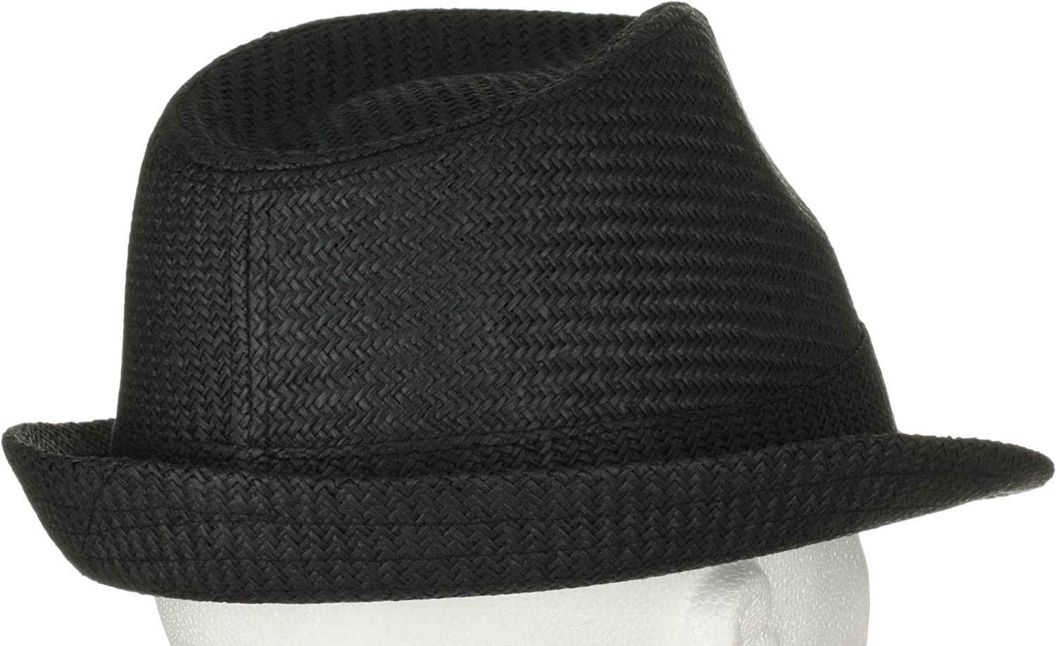 Variety Colors Plain Straw Paper Fedora