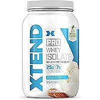 Scivation XTEND Pro Protein Powder-100% Whey Protein Isolate, Vanilla Ice Cream, 1.8 Pound (Pack of 1), 28.57 Oz