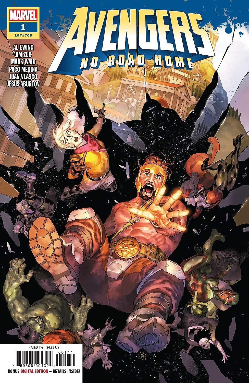 Avengers No Road Home #1 (Marvel, 2019) NM