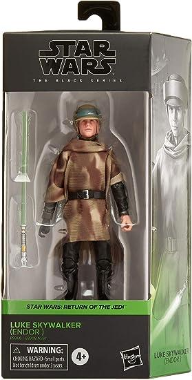 Oferta amazon: Star Wars- Black Series Luke Skywalker (Hasbro E93695X0)