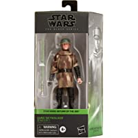 Star Wars The Black Series Luke Skywalker (Endor) Toy 6-Inch Scale Star Wars: Return of the Jedi Collectible Figure…