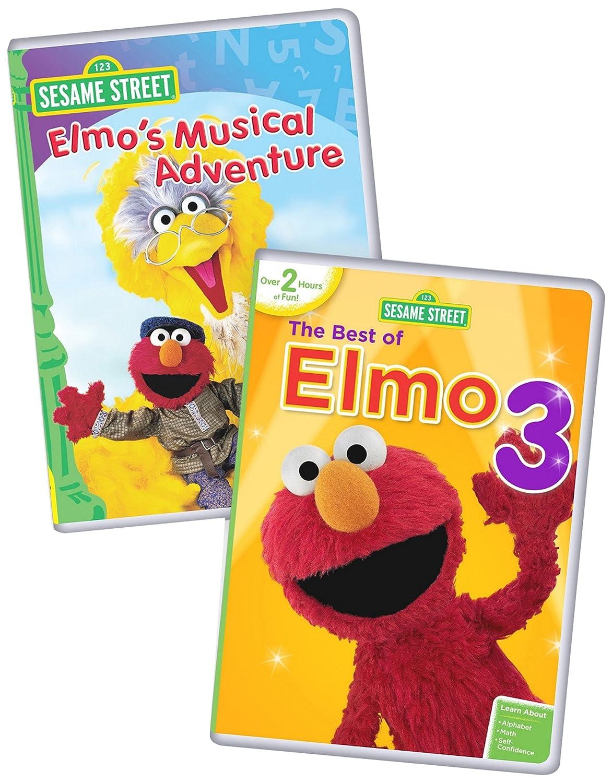 Sesame Street: Best of Elmo 3/Elmo