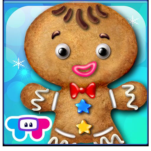 Gingerbread Dress Up! (Shrek Ginger Bread Man)