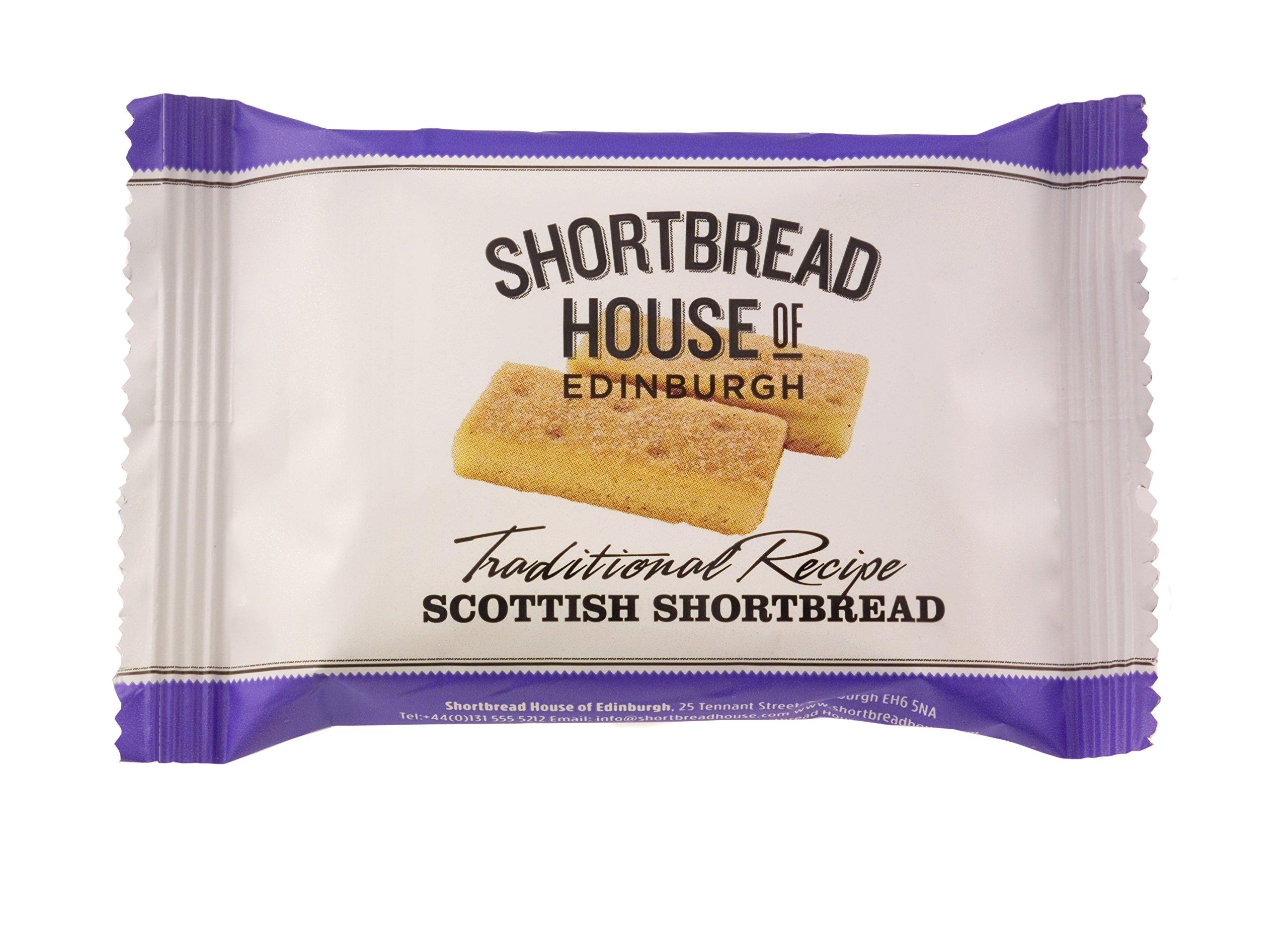 Shortbread House of Edinburgh Original Recipe Fingers (Case of 60 Packs)