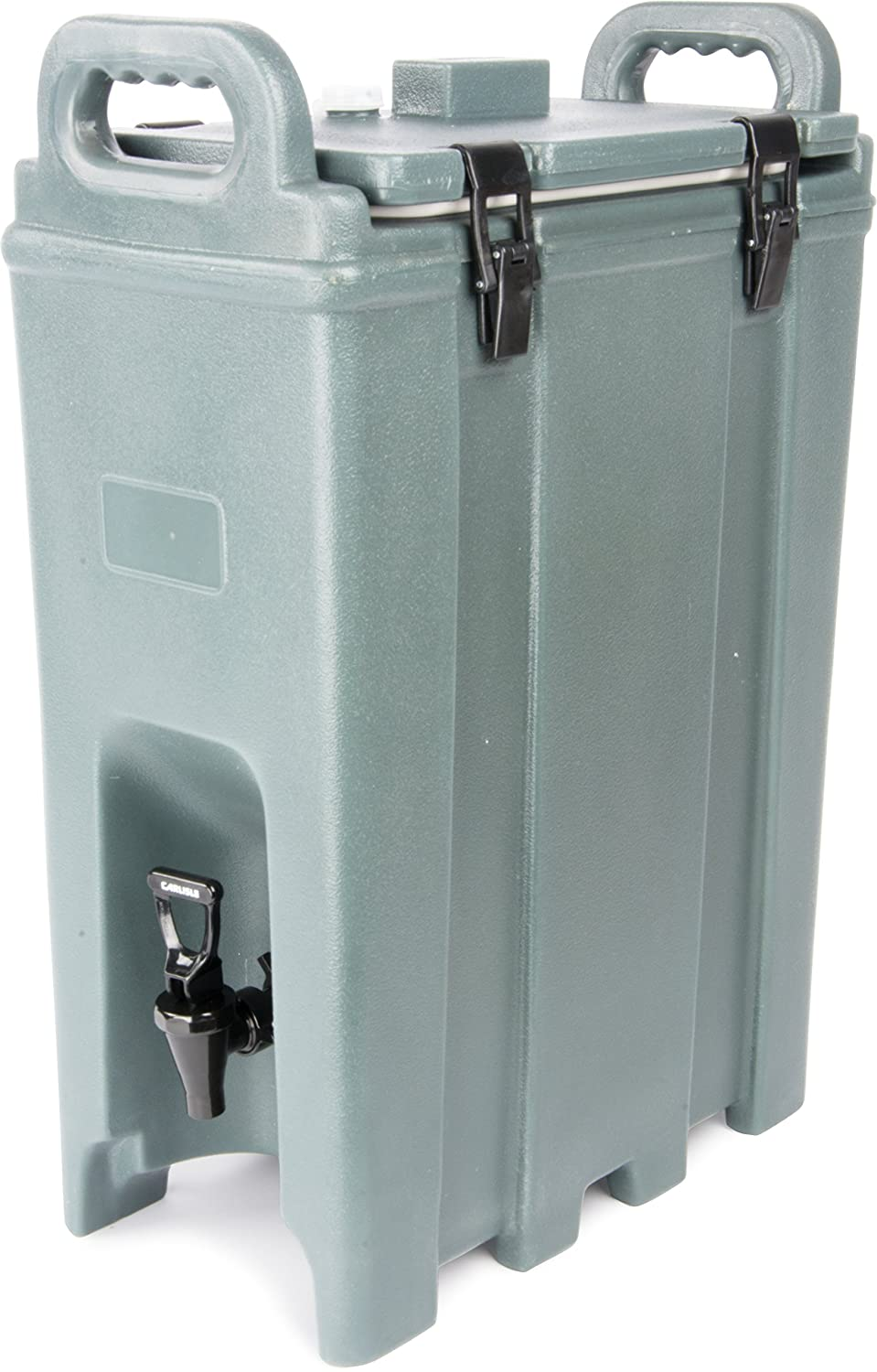 Carlisle LD500N59 Cateraide Insulated Beverage Server/Dispenser, 5 Gallon, Slate Blue