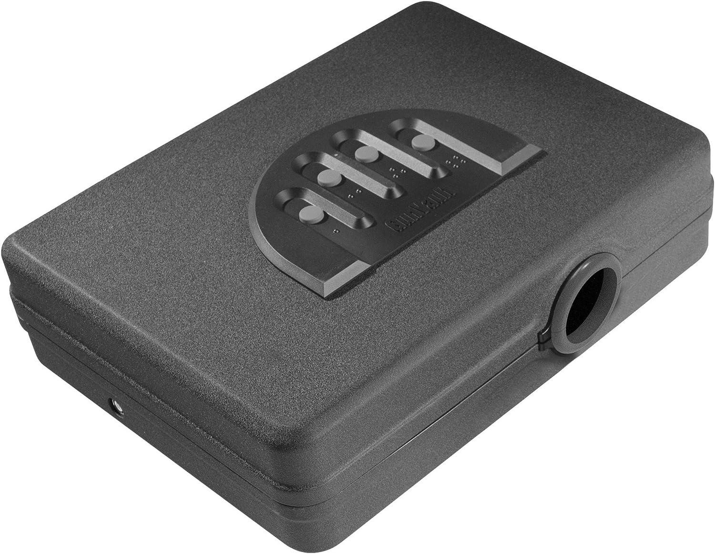 GunVault AR1000 Ar Vault Standard, Black 811gxgPPW1LSL1500_