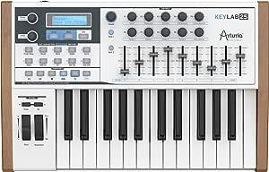 Arturia KeyLab 25-Key USB MIDI Controller