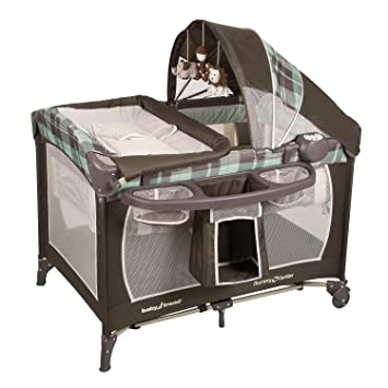 Amazon.com: Baby Trend Serene Nursery Center, Jungle Safari ...