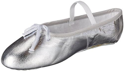 newest 457dc 61400 Miguelito Ballet Balerinas en Piel Unisex para Adultos ...