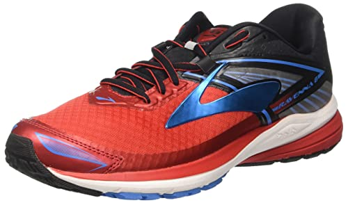 Brooks Men s Ravenna 8 Running Shoes  Amazon.co.uk  Shoes   Bags d74fbe9f83