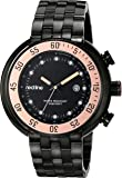 red line Men's RL-50039-BB-11-RB Driver Analog Display Japanese Quartz Black Watch