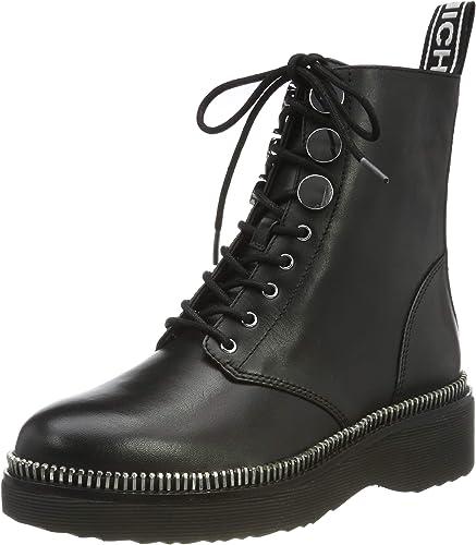 Tavie Bootie Combat Boots