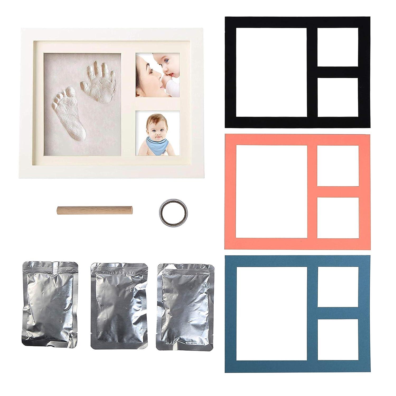 Kit De Marco 2.0 By Smile Mind | Huella De Mano | Huellas De Pies De Bebes | Ideas Para Regalar A Un Bebe Recien Nacido | Imagenes De Huellas De Pies ...