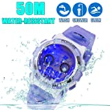 Kid Watch for Child Boy Girl LED Multi Function