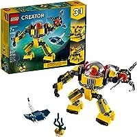 LEGO Creator Robot Submarino