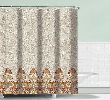 Daniels Bath Beyond Shower Curtain Clara One Size