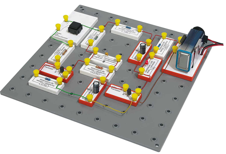 Busch 2160 - Elektronik Experimentier-System 4000: Amazon.de: Spielzeug