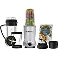 Nutribullet N9c-0907 Select 10 Piece Nutrient Extractor Set, Silver