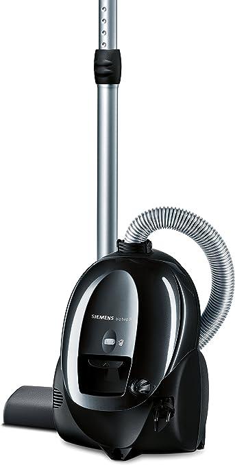 Siemens VS01C110 Aspirador con bolsa, 850 W, 3 litros, 86 ...