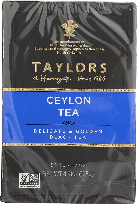 Taylors of Harrogate Pure Ceylon, 50 Teabags