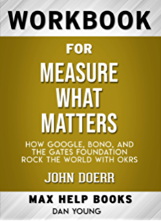 Amazon.com: Measure What Matters: Online Tools For ...