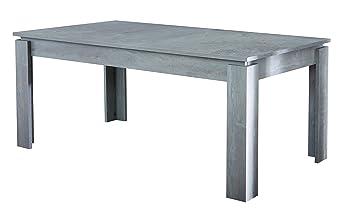 Demeyere Table 170X90CM SEGUR, Panneau de Particules, Chêne ...
