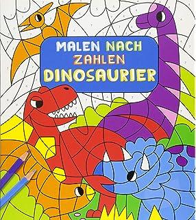 Malen Nach Zahlen Für Kinder Märchen Amazonde Bã¼cher