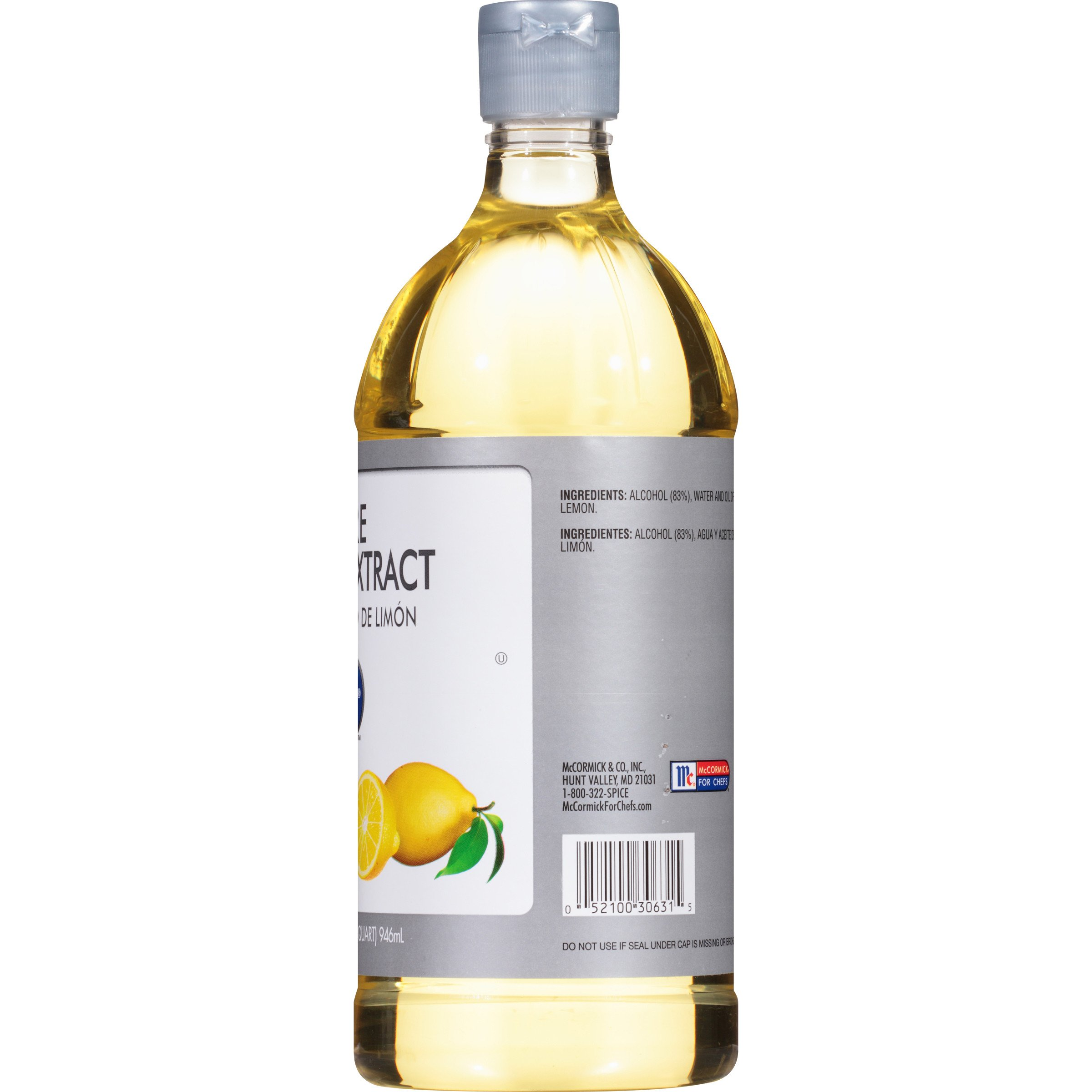 McCormick Culinary Pure Lemon Extract, 32 fl oz by McCormick (Image #5)