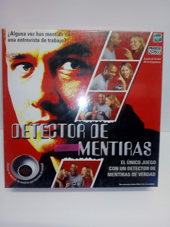 Hasbro Juego Mesa Detector DE MENTIRAS: Amazon.es: Juguetes y juegos