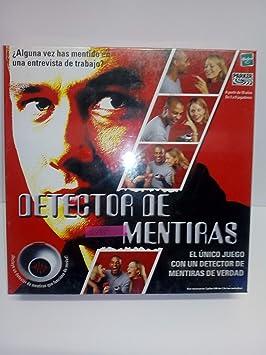 Hasbro Juego Mesa Detector De Mentiras Amazon Es Juguetes Y Juegos