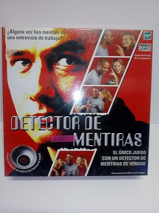 Hasbro Juego Mesa Detector DE MENTIRAS