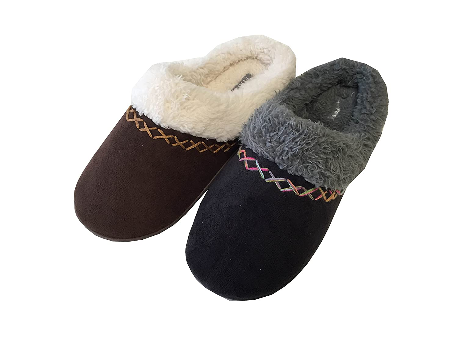 products cherie grosby comforter back slippers open womens invisible comfortable