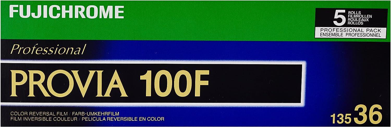 135-36 Fuji Provia 100 F 10 unidades